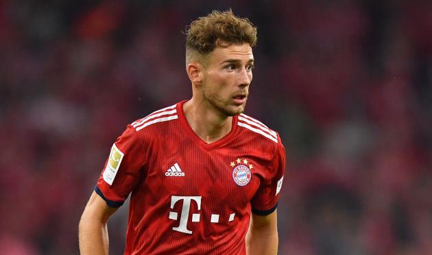 Немецкий футболист полузащитник баварии